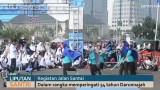 Info Santri : Car Free Day Pesantren Darunnajah